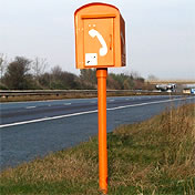 Highways Telephone Housing