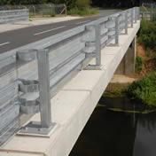 Steel Bridge Parapets