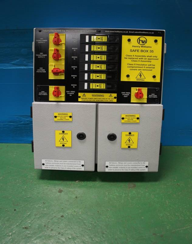 Electrical Safebox