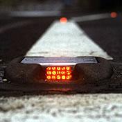 Illuminated Road Studs
